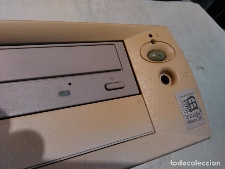 Antigüedades: ordenador compac presario, interior completo - Foto 5 - 116215547