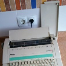 Antigüedades: OLYMPIA SPLENDID ELECTRONIC TYPEWRITER. Lote 116221819