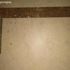 Antigüedades: ESCUADRA ACESA. Lote 116256919