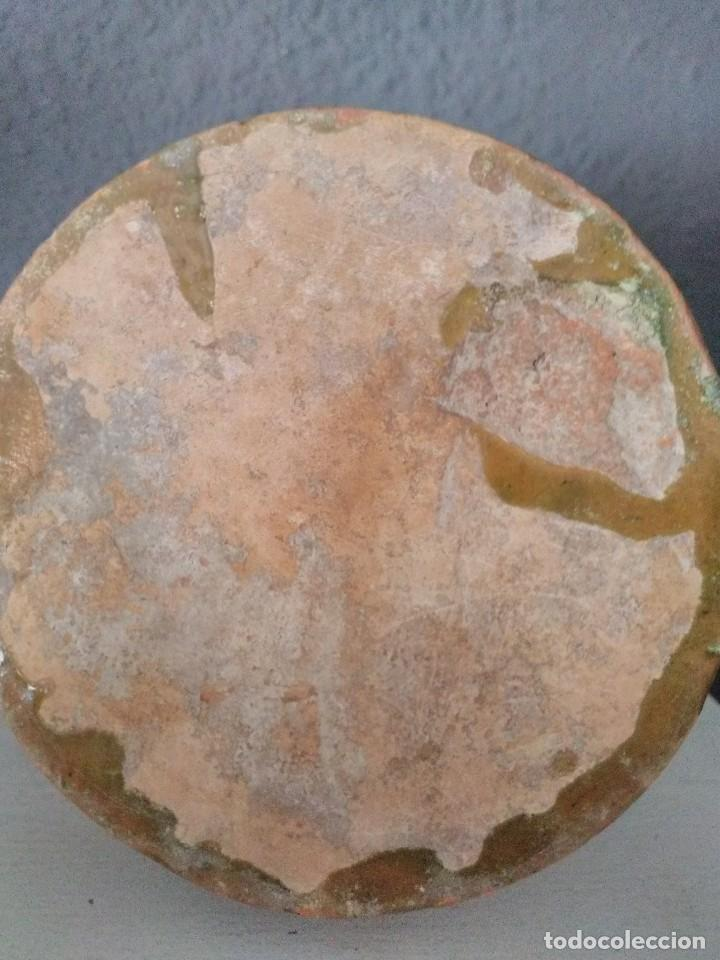 Antigüedades: ANTIGUA JARRA DE MEDIR LIQUIDOS. JARRA DE BODEGA. MIDE 15 CM DE ALTURA. - Foto 4 - 116264847