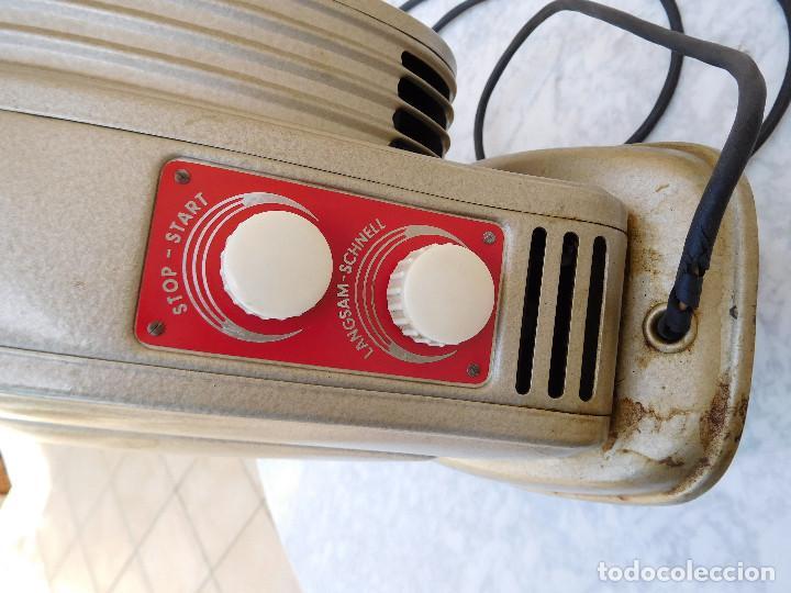 Antigüedades: Proyector antiguo años 60 super 8 Noris - Foto 5 - 116276795