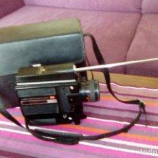 Antigüedades: ELMO SUPER 8 SOUND 350SL MACRO CON MALETÍN ORIGINAL. Lote 116320779