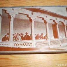 Antigüedades: ANTIGUA PLANCHA PARA IMPRESION . Lote 116535511