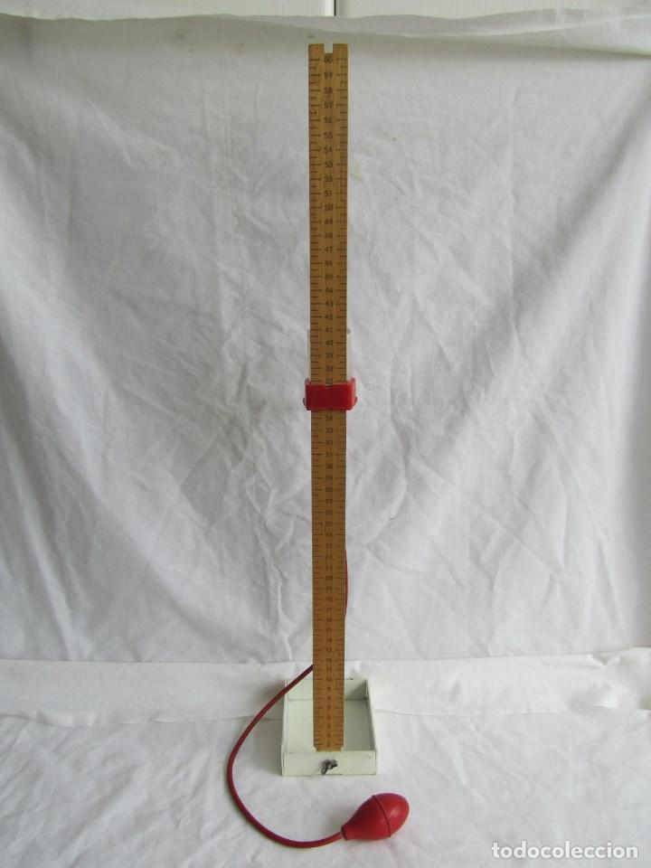 Antigüedades: Herramienta de fabricación australiana Singer para marcar faldas con talco - Foto 10 - 116606151