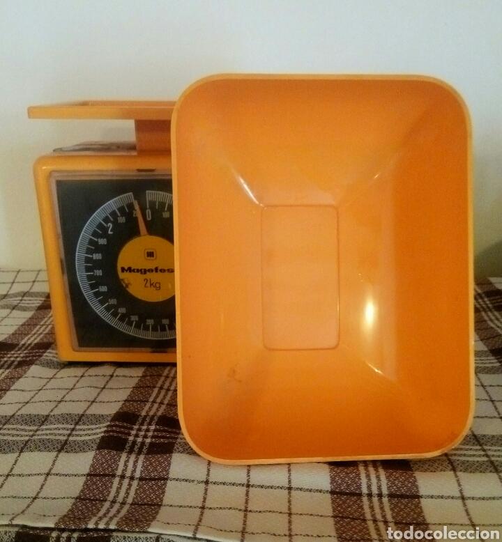 Antigüedades: A Bascula peso cocina Magefesa - Foto 2 - 116680228
