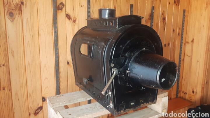 Antigüedades: Linterna para proyector - Foto 4 - 116753343