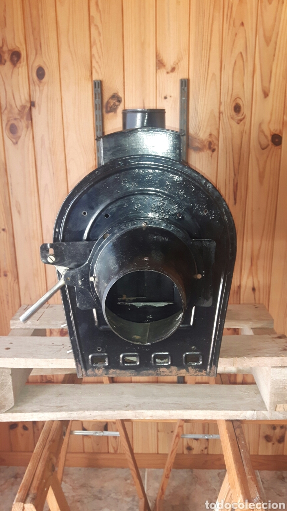 Antigüedades: Linterna para proyector - Foto 5 - 116753343