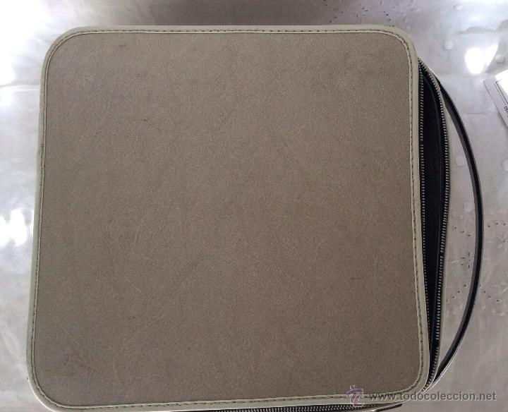 Antigüedades: BROTHER DELUXE 1350 antigua Máquina de escribir con su maleta - Foto 8 - 116865011