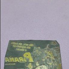 Antigüedades: PLANCHA DE IMPRENTA . Lote 116974827