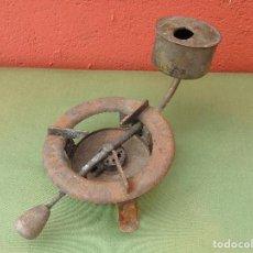 Antigüedades: ANTIGUO INFERNILLO, HORNILLO, QUEMADOR DE ALCOHOL, DE FARMACIA O BOTICA. MARCA: MARS. Lote 117114811