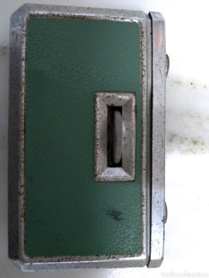 Antigüedades: **ANTIGUOS PRISMÁTICOS PLEGABLES,---EIKOW---ALGO PICADITOS EN EL METAL**(11/7/2 CM)** - Foto 5 - 117129811