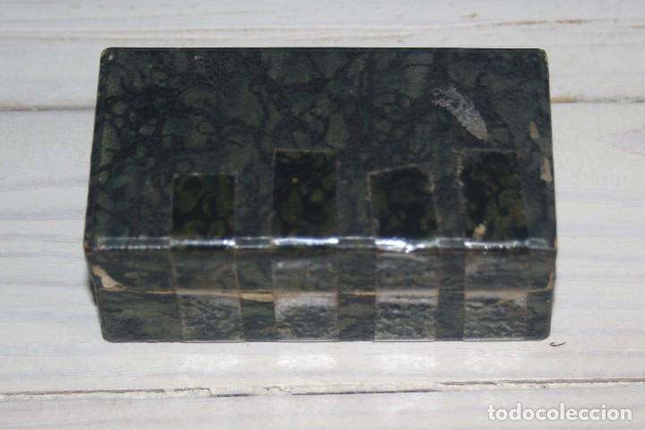 Antigüedades: Maquinilla de afeitar Maravilla - Micrométrica - Con caja estuche - Foto 5 - 117150547