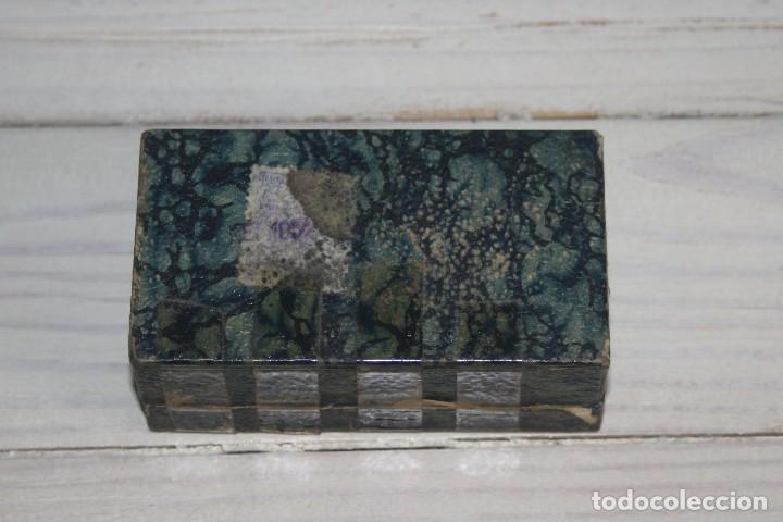 Antigüedades: Maquinilla de afeitar Maravilla - Micrométrica - Con caja estuche - Foto 6 - 117150547