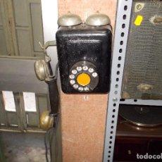 Teléfonos: TELEFONO DE PARED ANTIGUO. Lote 117226867