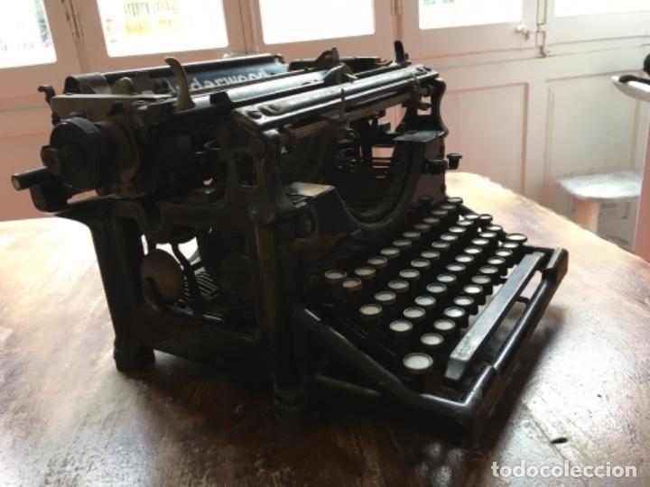 Antigüedades: Máquina de escribir Underwood - Nº serie 1216281 - Foto 3 - 117243879