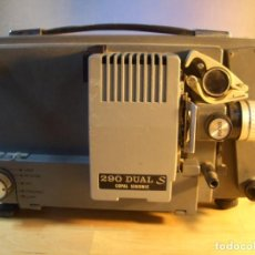 Antigüedades: PROYECTOR COPAL SEKONIC 290 DUAL S PROJECTOR D2 8 MM JAPAN. Lote 117286235