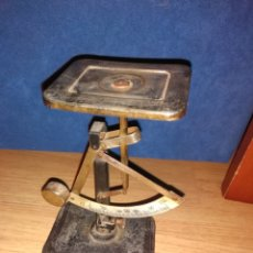 Antigüedades: PESA CARTAS. Lote 117474280