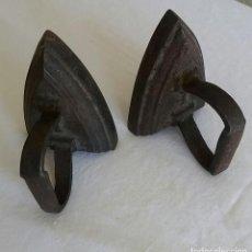 Antigüedades: MINI PLANCHAS DE HIERRO Nº 1. Lote 117515559