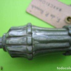 Antigüedades: ANTIGUO MECANISMO ELÉCTRICO EN BAQUELITA. INTERRUPTOR.FABRICADO POR F DE P ROSSICH. BARCELONA. Lote 117682067