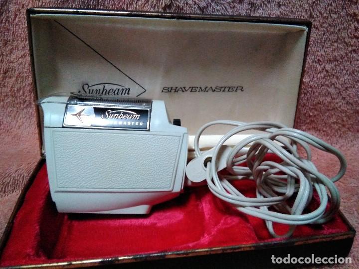 Antigüedades: Maquina de afeitar marca SUNBEAM - Foto 4 - 117686731