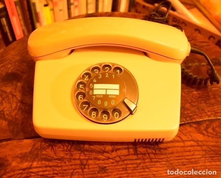 TELÉFONO ALEMÁN BP (Antigüedades - Técnicas - Teléfonos Antiguos)