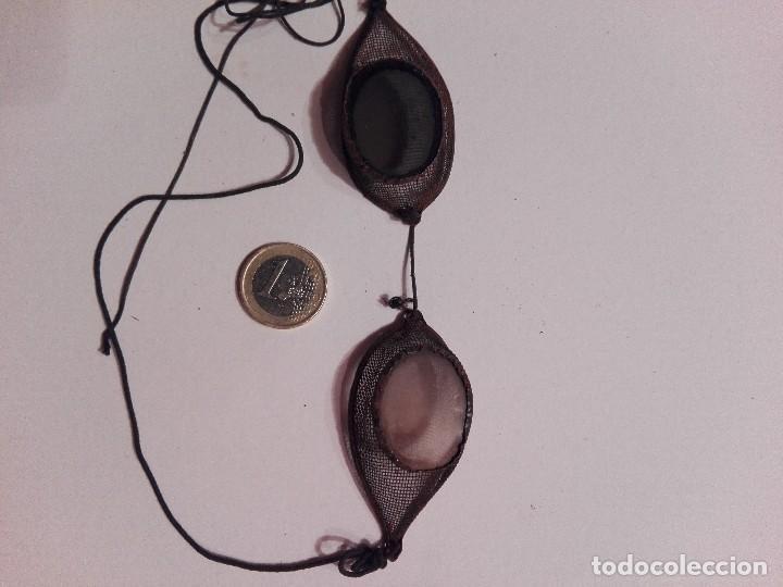 Antigüedades: GAFAS DE SOLDAR MUY ANTIGUAS - Foto 7 - 117873467