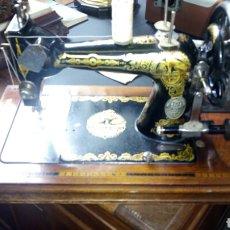 Antigüedades: ANTIGUA MAQUINA DE COSER NAIMACHINE V.S. Lote 118076858