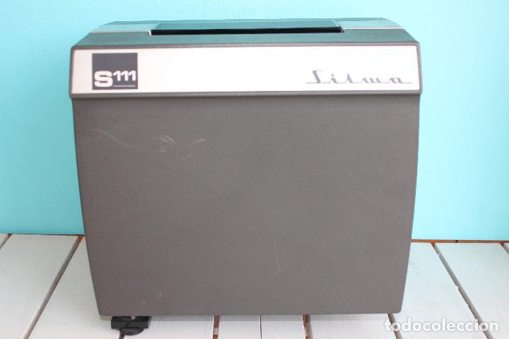 Antigüedades: Proyector modelo S111, de 8mm/ Super 8. - Foto 3 - 118079511