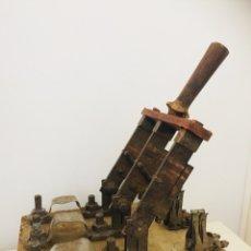 Antigüedades: INTERRUPTOR DE GUILLOTINA TRIFÁSICO VINTAGE. Lote 118122816