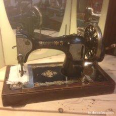 Antigüedades - Máquina de coser Singer Harris N°5 - 118261308
