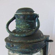 Antigüedades: FAROL , FOCO , LUZ DE BARCO. Lote 118300803