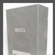 Antigüedades: FILTRO DE BANDA OSSA - SONIDO CINE AÑOS 60 ULTIMO PRECIO FRANCINE. Lote 118349723