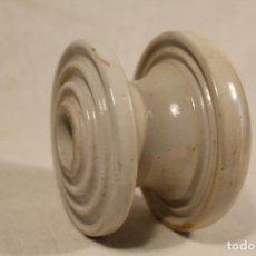 Antigüedades: AISLANTE DE PORCELANA. Lote 118423651