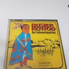 Antigüedades: BUSTER KEATON - DER INDIANERHÄUPTLING PICCOLO- FILM. Lote 118612919