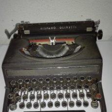 Antigüedades: MÁQUINA DE ESCRIBIR HISPANO OLIVETTI STUDIO 46. Lote 118709715