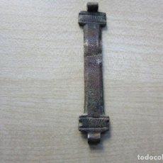 Antigüedades: CIERRE DE CAJA , PROBABLEMENTE MEDIEVAL. Lote 118762883