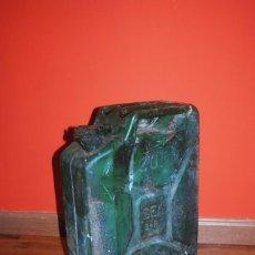 Antigüedades: BIDONES METÁLICOS ANTIGUOS. Lote 118794743