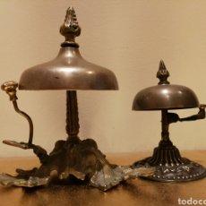 Antigüedades: TIMBRE DE HOTEL GRANDE. Lote 118929142