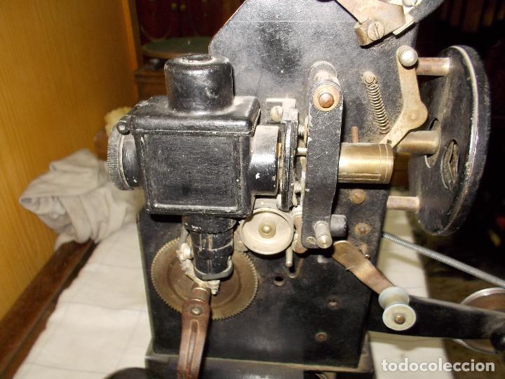 Antigüedades: proyector antiguo - Foto 9 - 118935859