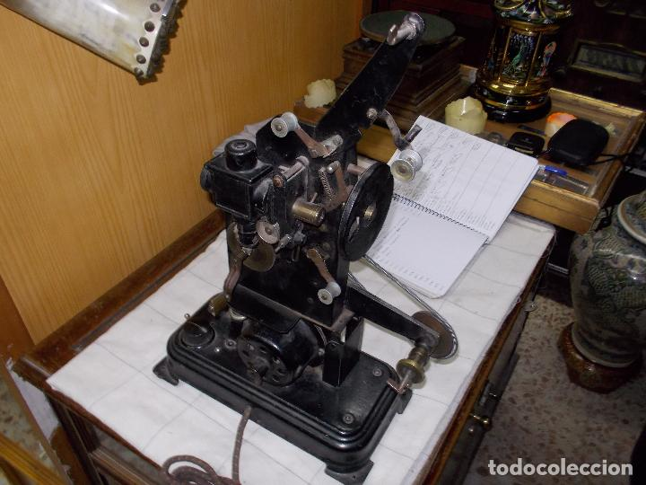 Antigüedades: proyector antiguo - Foto 11 - 118935859