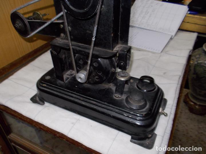 Antigüedades: proyector antiguo - Foto 18 - 118935859