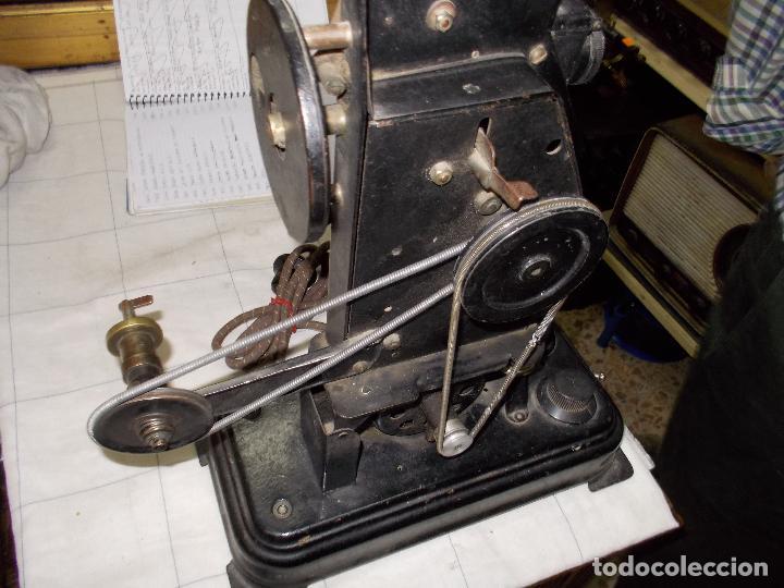 Antigüedades: proyector antiguo - Foto 19 - 118935859