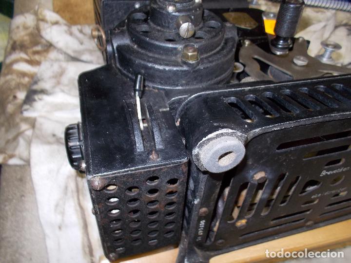 Antigüedades: proyector pathe - Foto 3 - 118936527