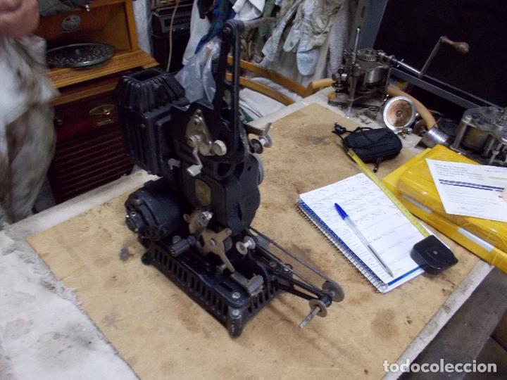 Antigüedades: proyector pathe - Foto 7 - 118936527