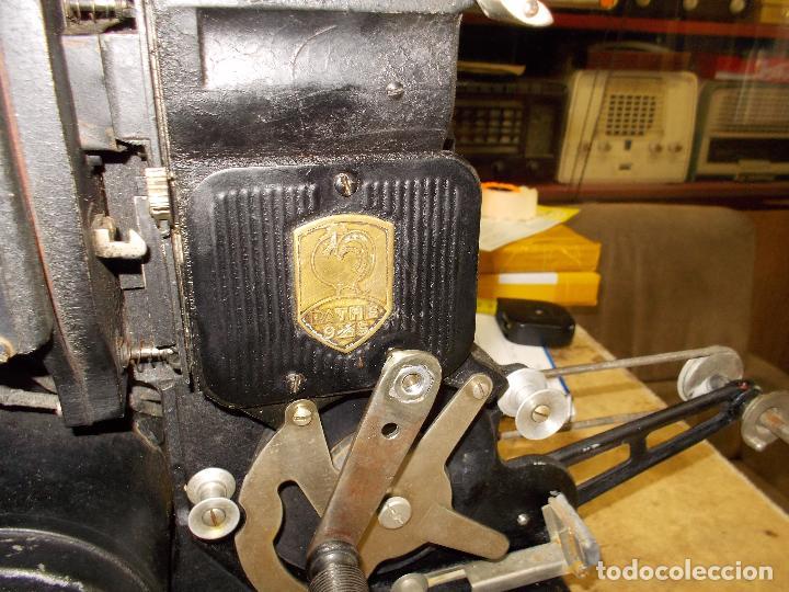 Antigüedades: proyector pathe - Foto 8 - 118936527