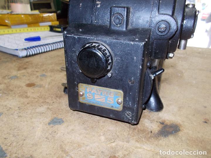 Antigüedades: proyector pathe - Foto 9 - 118936527