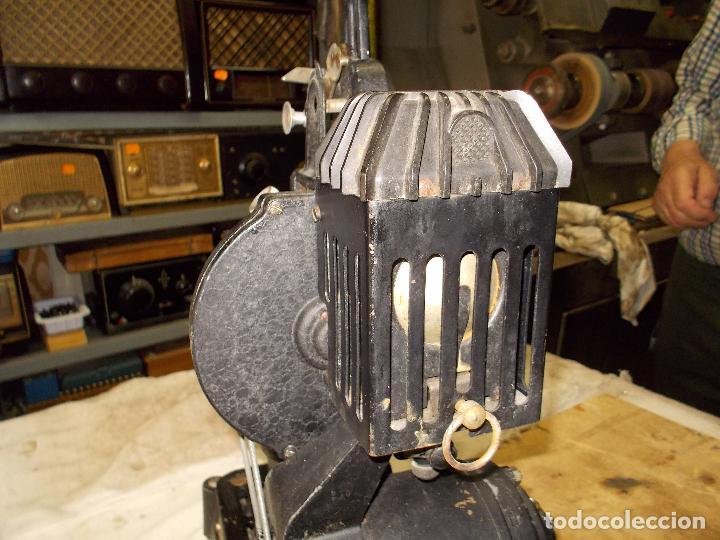 Antigüedades: proyector pathe - Foto 14 - 118936527