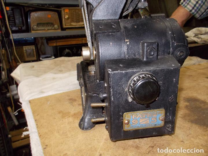 Antigüedades: proyector pathe - Foto 15 - 118936527