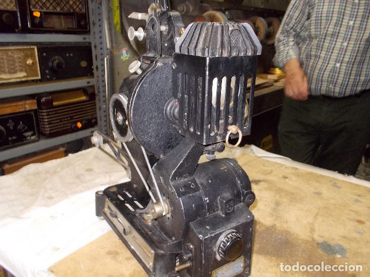 Antigüedades: proyector pathe - Foto 17 - 118936527
