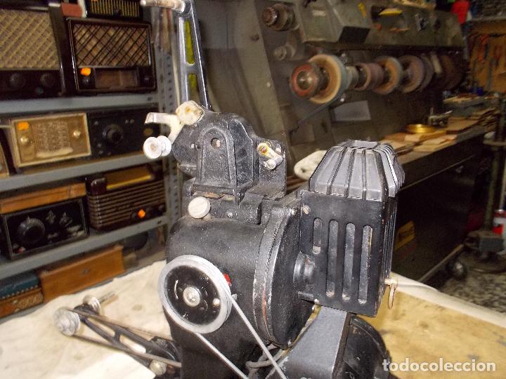 Antigüedades: proyector pathe - Foto 18 - 118936527